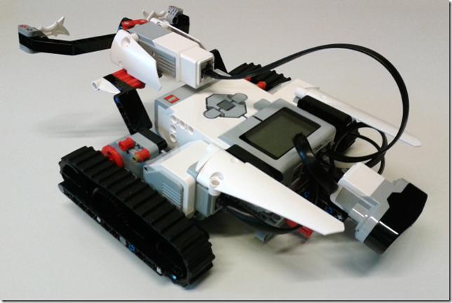 EV3-robot